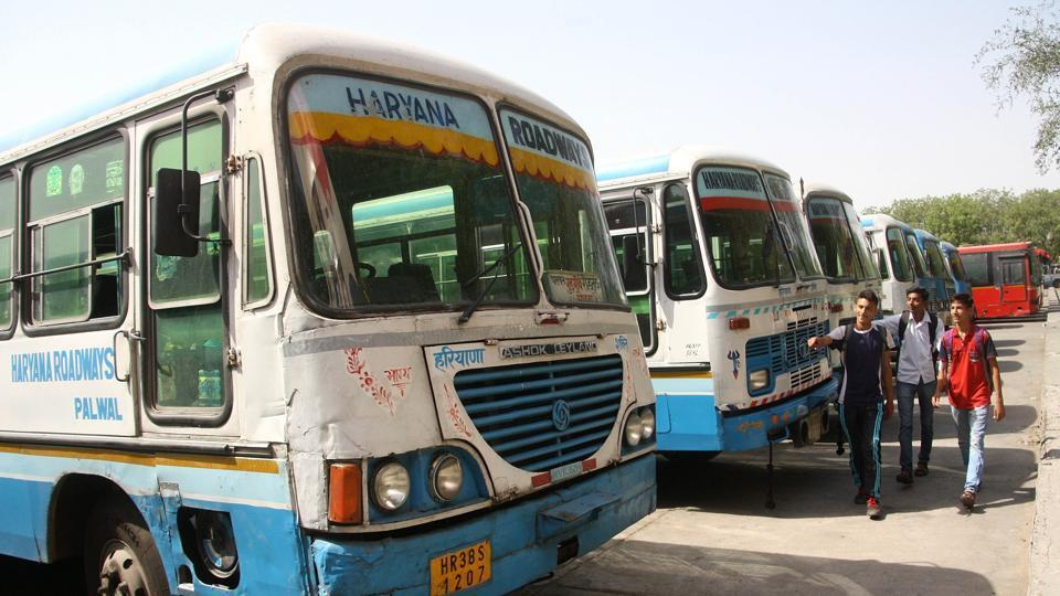 Krishan Lal Panwar,Haryana govt,Haryana Roadways