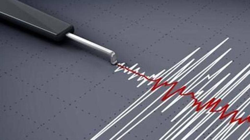 The quake sent residents jumping out of bed and running onto the road to avoid falling objects, disaster officials said.
