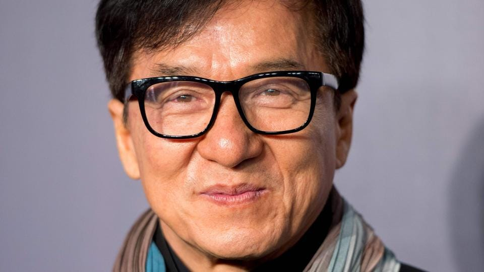 Actor Jackie Chan married Joan Lin in 1982 in a Los Angeles coffee shop.