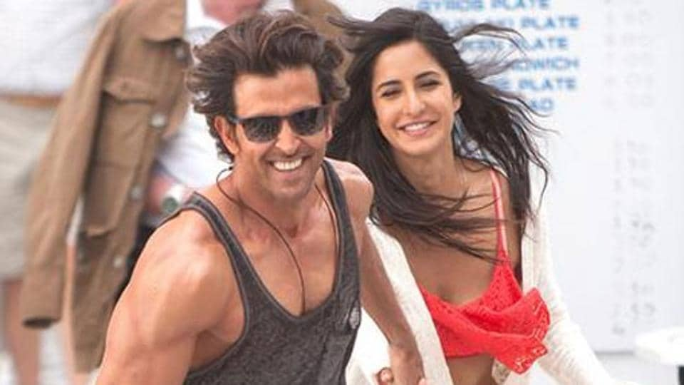 Hrithik Roshan and Katrina Kaif have worked together in Bang Bang.