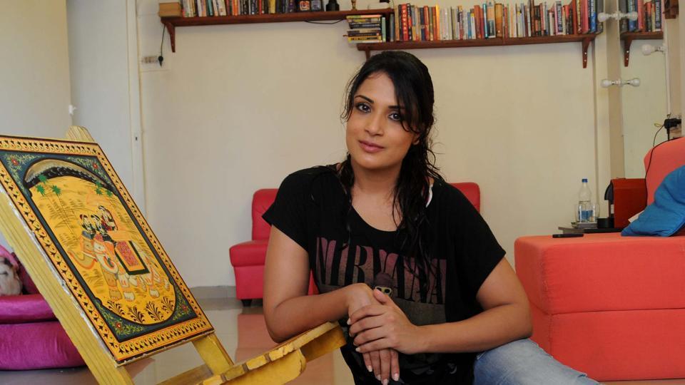 Actor Richa Chadha's film also stars Demi Moore and Manoj Bajpayee.