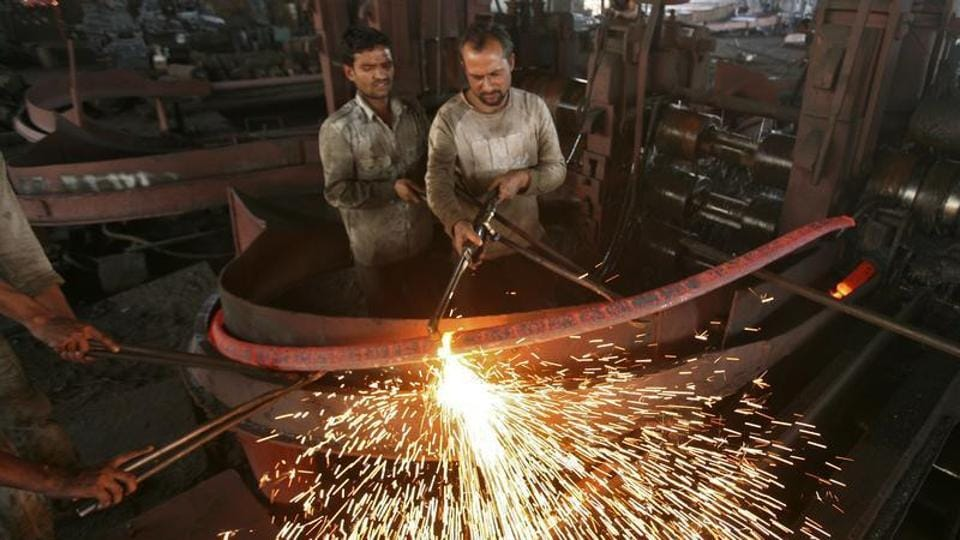 IIP,industry,demonetisation