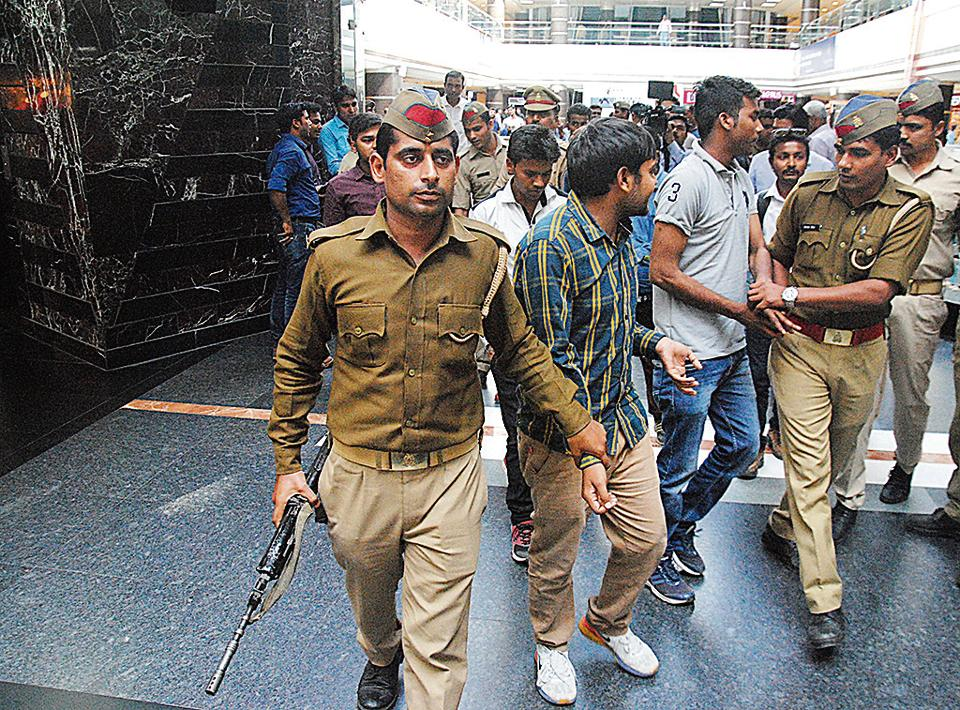 Gurgaon,Haryana government,Operation Durga