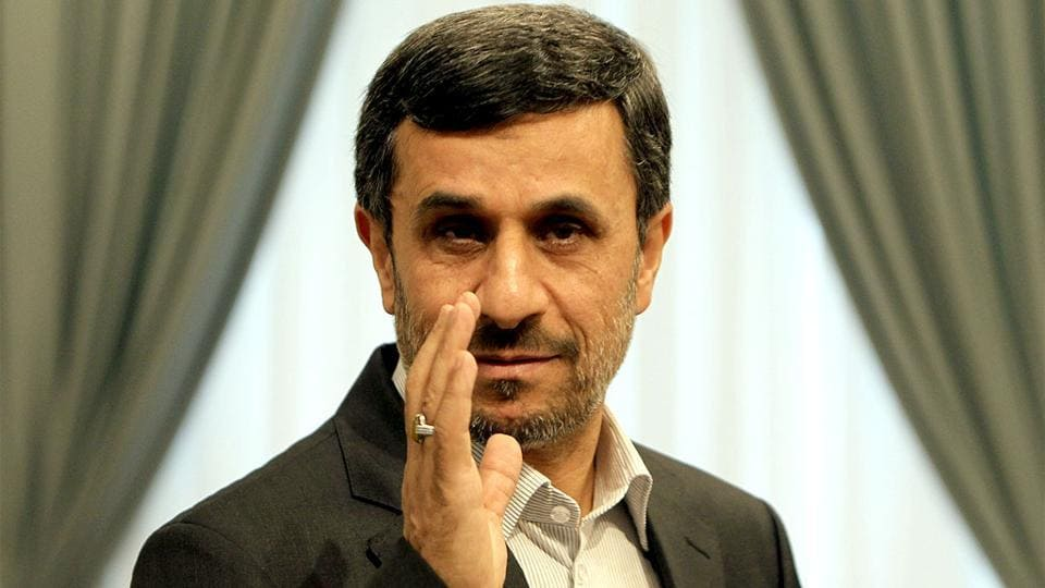 Ahmadinejad's decision could upend an election many believed would be won by moderate President Hassan Rouhani, who negotiated the nuclear deal with world powers.