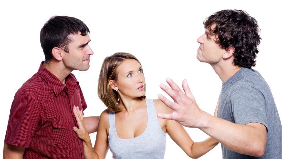 Partner's ex,Fight,Girlfriend