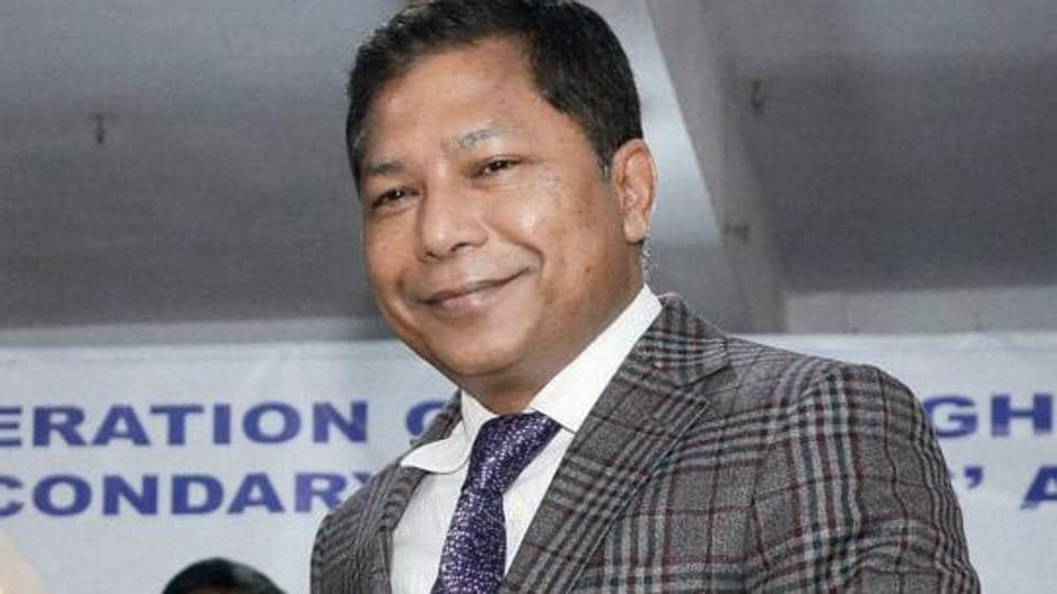The Congress government in Meghalaya, led by chief minister Mukul Sangma (in pic), had earlier expressed resentment against the Centre's decision to observe Good Governance Day on December 25, the same day as Christmas.