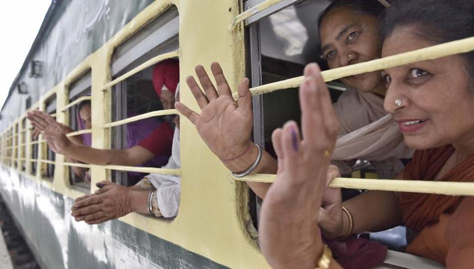 Baisakhi,pilgrims,Nankana Sahib