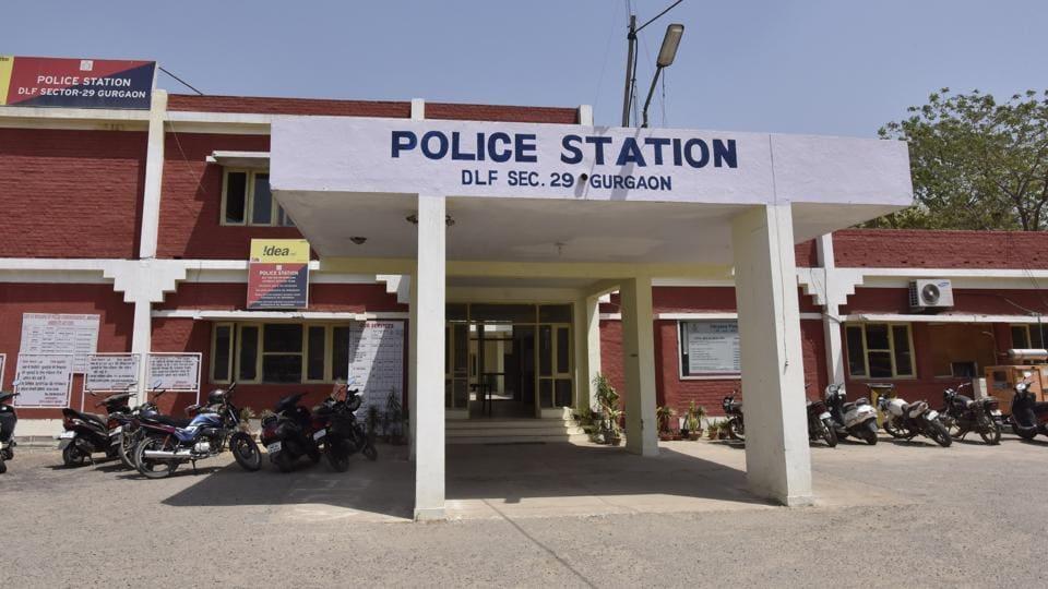 Gurgaon police