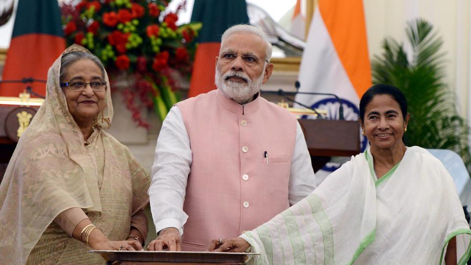 India-Bangladesh,Sheikh Hasina,Teesta Agreement