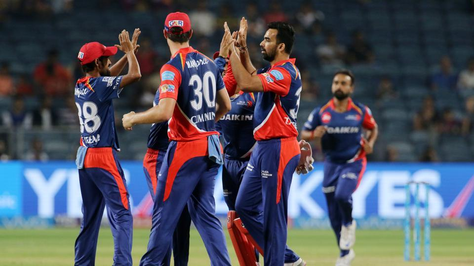 Zaheer Khan picked up a further two wickets to wreck RPS. (BCCI)