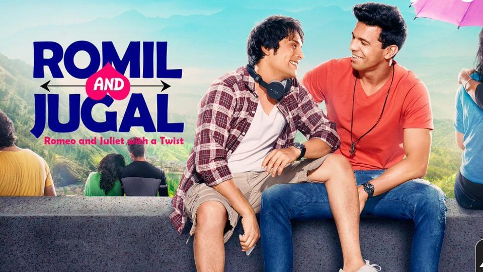 The poster for Romil and Jugal.