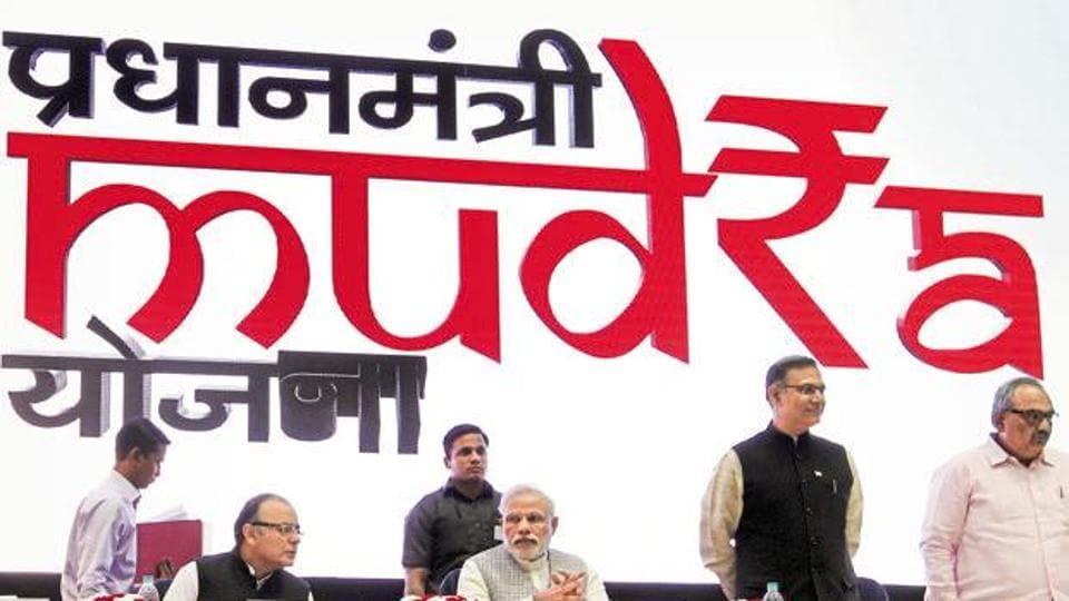 Narendra Modi,Mudra,loans