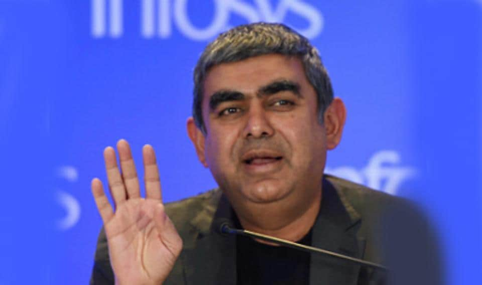 Infosys,Vishal Sikka,US