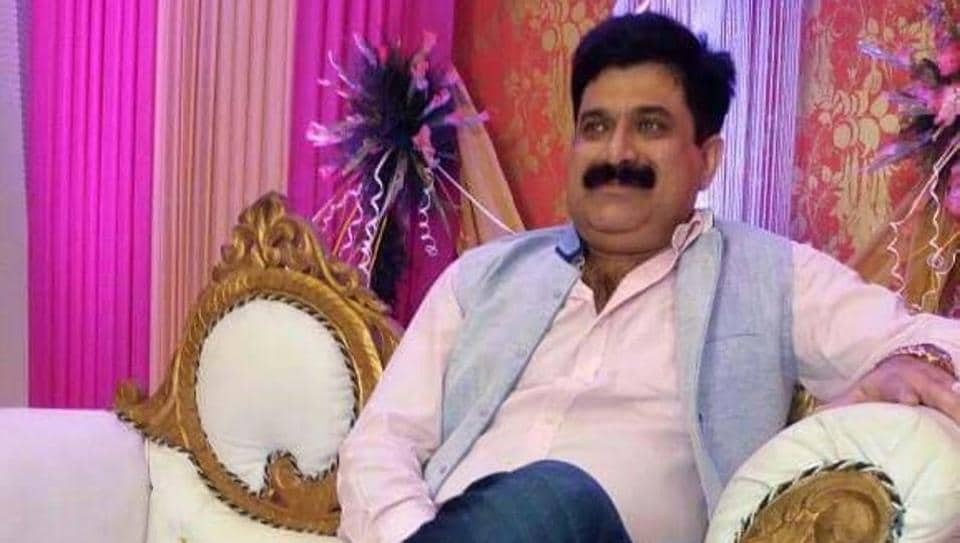Property dealer Rajesh Jolly, who killed his business partner Ajay Khurana's wife and son, is battling for life at Kailash Hospital in Sector 27.