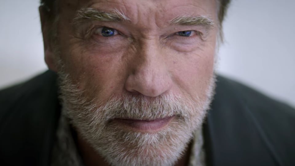 Aftermath is a solid, but dark postscript to Arnold Schwarzenegger's career.