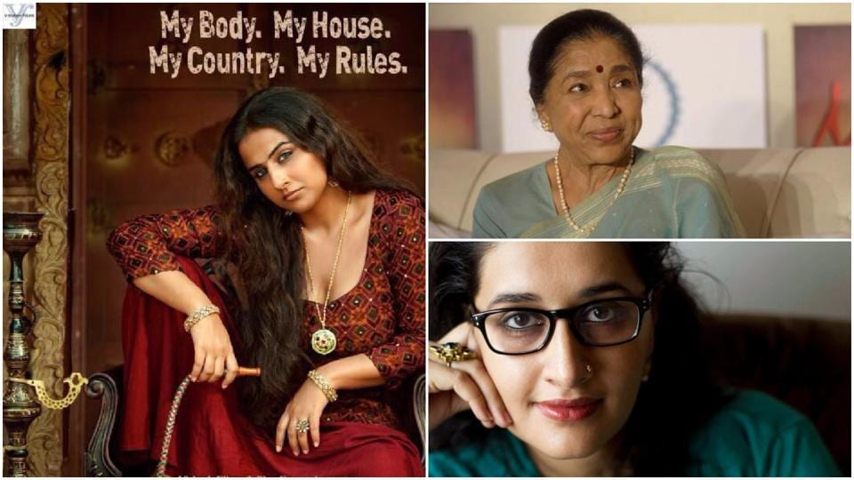 Lyricist-writer Kausar Munir has penned down most of the songs for Begum Jaan.