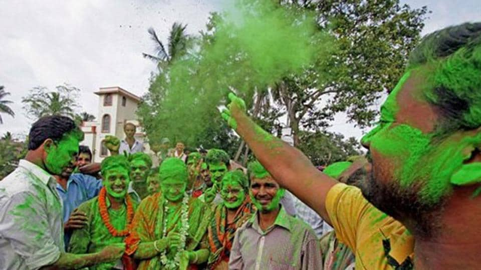 The TMCvictory in Kanthi Dakshin was not without the underlying message of huge BJPprogress in the vote bank.