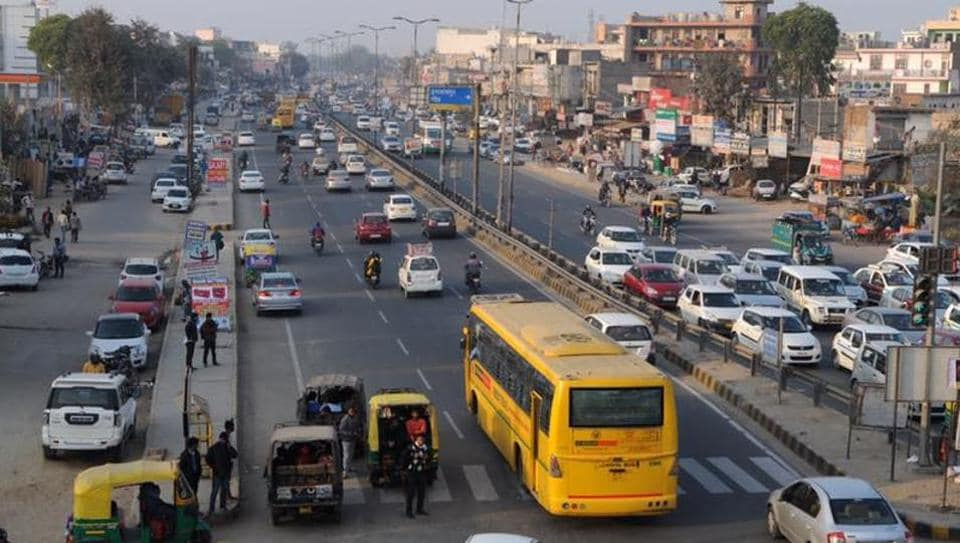 The road from Rajiv Chowk to Sohna, popularly known as Sohna Road, was notified as National Highway 248A last year and it extends till Alwar in Rajasthan.