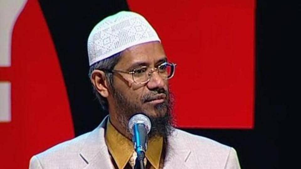 Controversial televangelist Zakir Naik currently lives in Saudi Arabia.