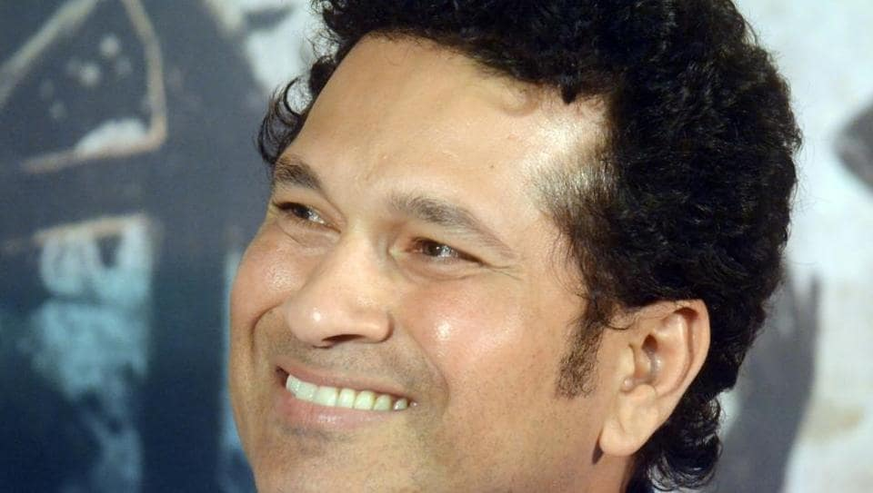 Sachin Tendulkar's biopic portrays his journey, from his days at Sahitya Sahawas housing colony in Bandra East to him lifting the World Cup (IANS)