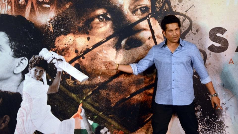 "On the subject  of the biopic, Tendulkar said: ""This movie is not just about my cricket. There are other chapters of my life as well."" (IANS)"