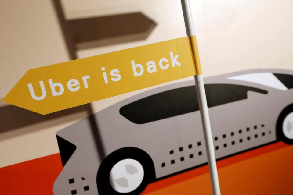 Uber,Uber back in Taiwan,ride-hailing