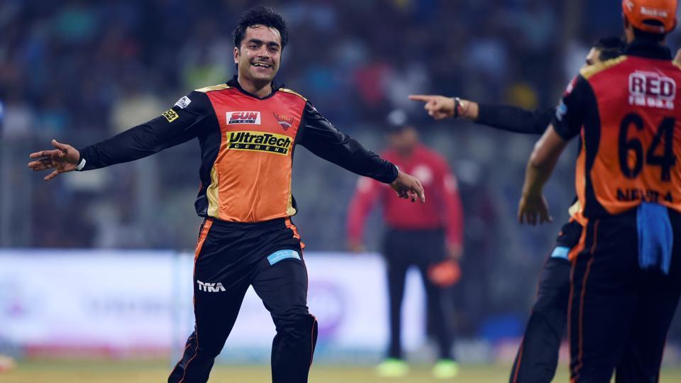 IPL 2017,Rashid Khan,Sunrisers Hyderabad