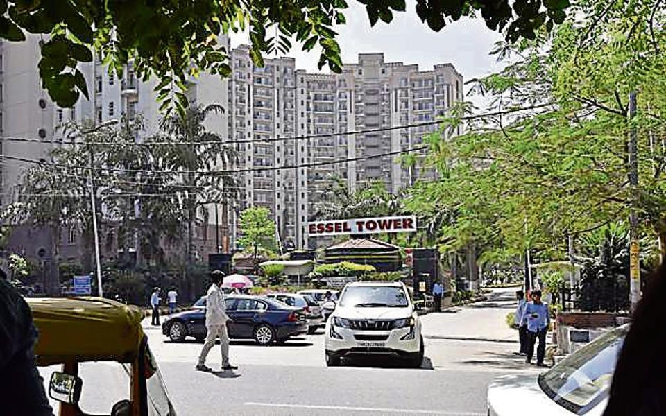 Essel Towers,moral policing,single tenants