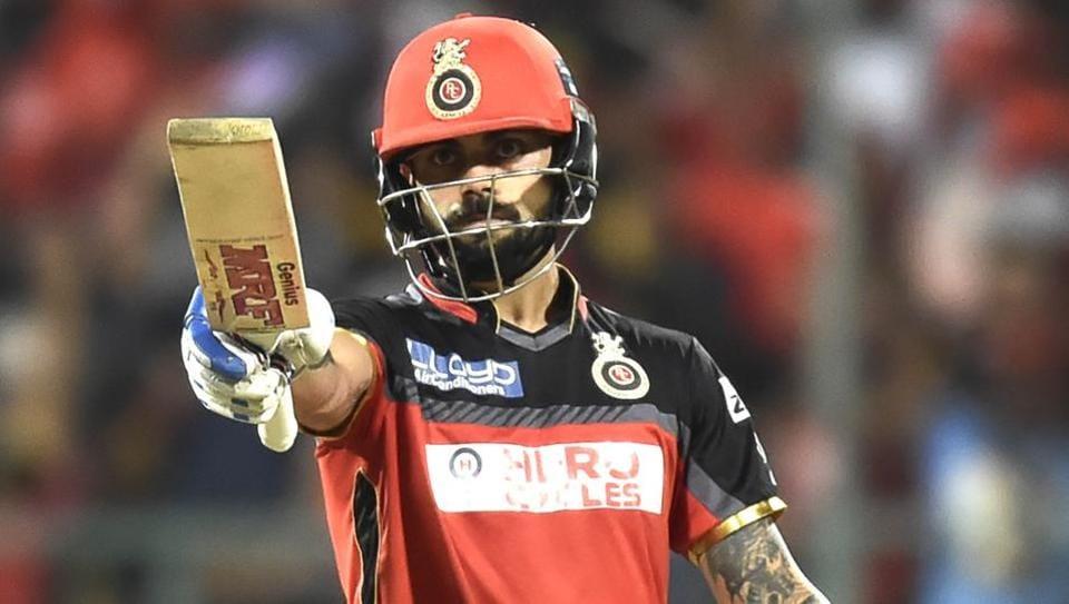 Virat Kohli,Royal Challengers Bangalore vs Mumbai Indians,IPL 2017