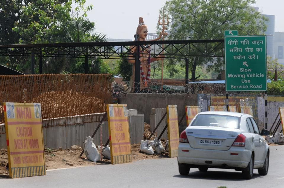 The crematorium in Sector 29 is to be shifted to make way for a flyover at Iffco Chowk.