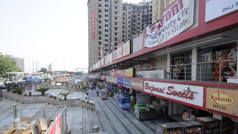 Amrapali,Noida,illegal building