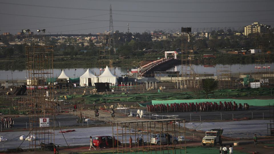 The National Green Tribunal-appointed expert panel report estimated that over R 42 crore and 10 years would be needed to fix the damage caused to the Yamuna floodplains by the Art of Living foundation's three-day festival held last year.
