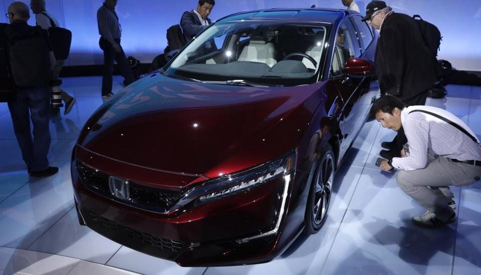 New York International Auto Show,NYIAS,Fuel Cell vehicles