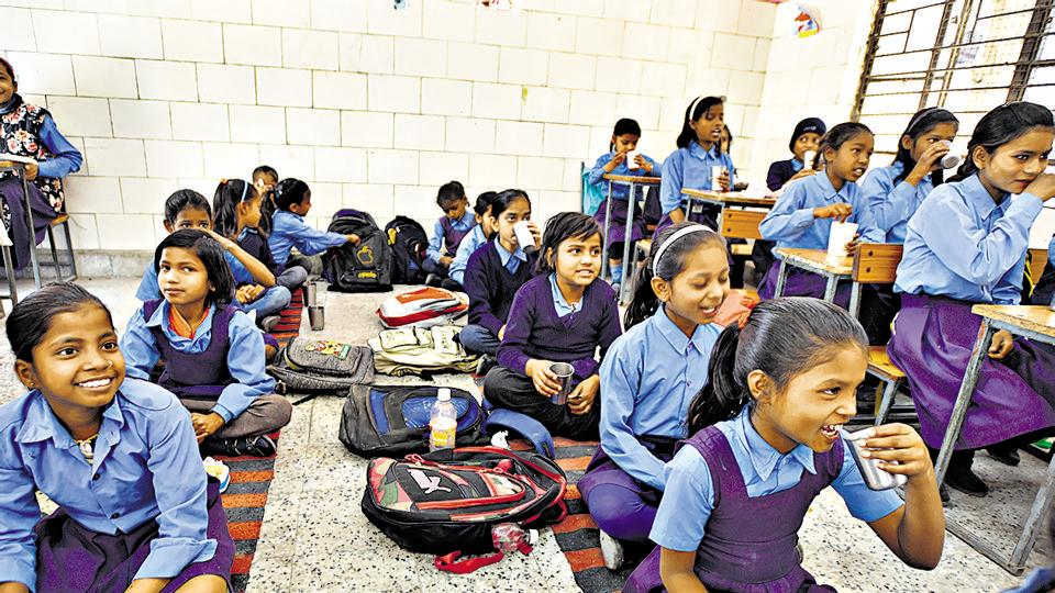 The admission in charge of the school confirmed that several girls were allotted seats there.