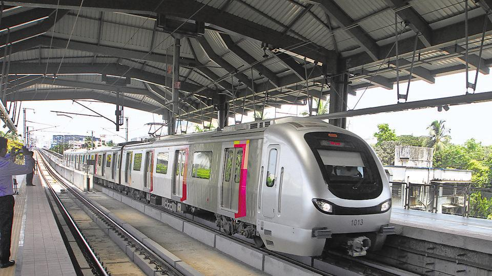 The Metro-3 project is a 33-km underground line connecting SEEPZ in Andheri to Colaba.