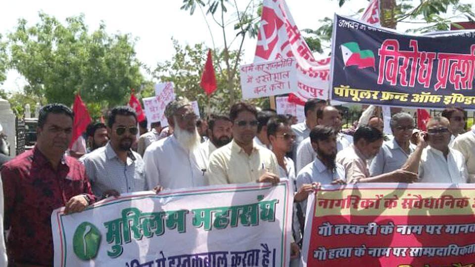 Alwar lynching,Pehlu Khan,Cow vigilantes