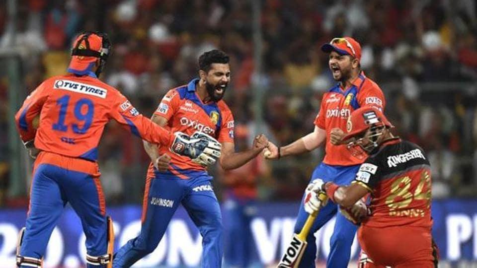 Ravindra Jadeja,Gujarat Lions vs Rising Pune Supergiant,IPL 2017