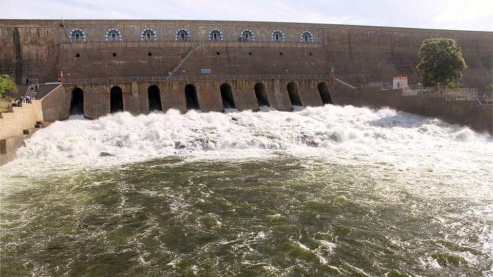 """The Maharashtra government has released 2.65 TMC water from Koyna dam in Satara district to Karnataka to ease the water woes of the neighbouring state, which has been reeling under """"severe drought"""" conditions."""