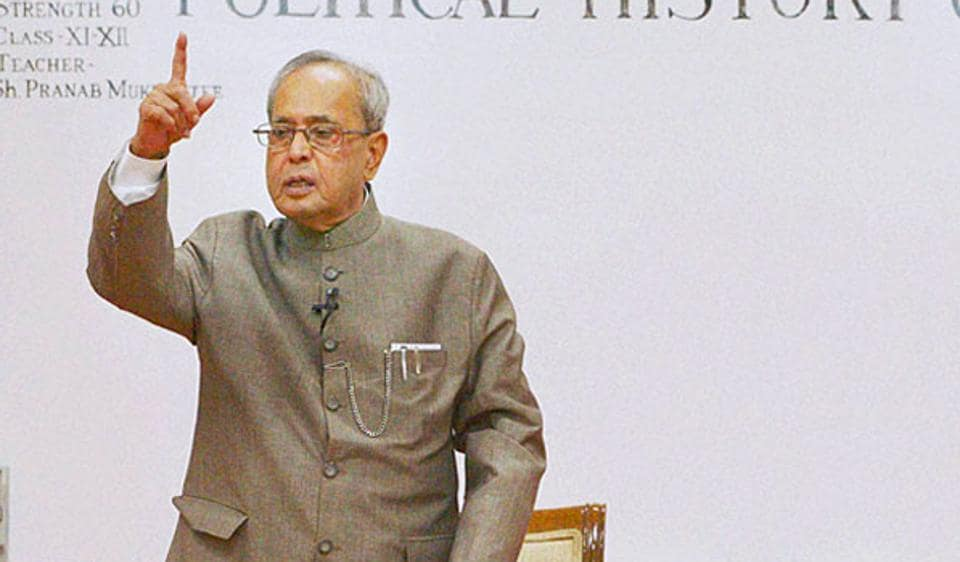 President Pranab Mukherjee gave his assent to four GSTbills, making way for new taxation regime to start from July 1.