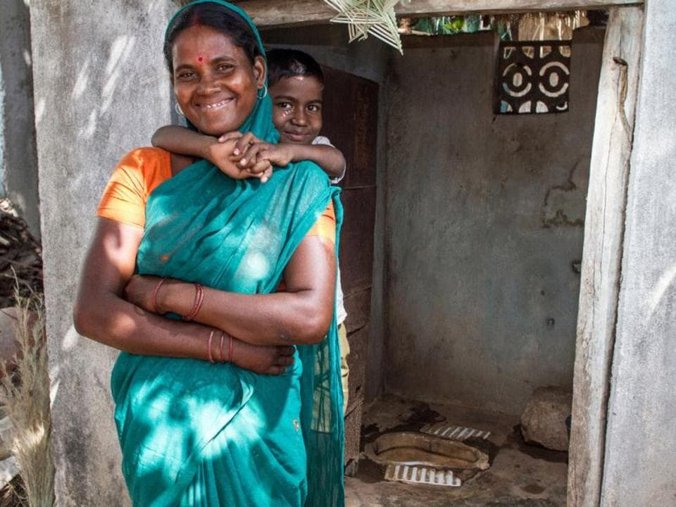 Prime Minister  Narendra Modi's Swachh Bharat Abhiyan  aims to make India open defecation free  by October 2, 2019, but progress is slow in Rajasthan's Barmer.