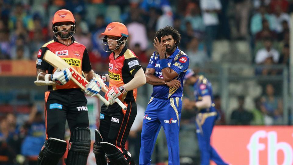 The duo put on a 81-run stand and it seemed like Sunrisers would finish with a huge total.  (BCCI)