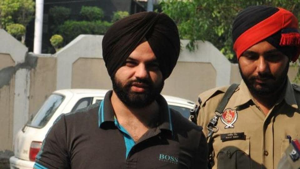 Industrialist Varinder Singh alias Rajan Kochar.