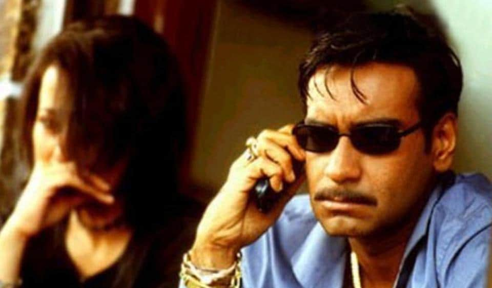 Filmmaker Ram Gopal Varma wanted Ajay Devgn's character of crime lord Malik in Company to be calm, not aggressive.