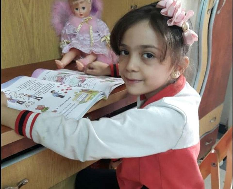 Syria,Bana Alabed,Aleppo