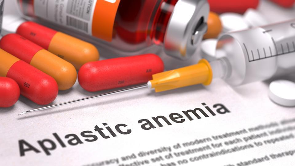 Aplastic Anaemia can occur at any age, though it is more common when young.