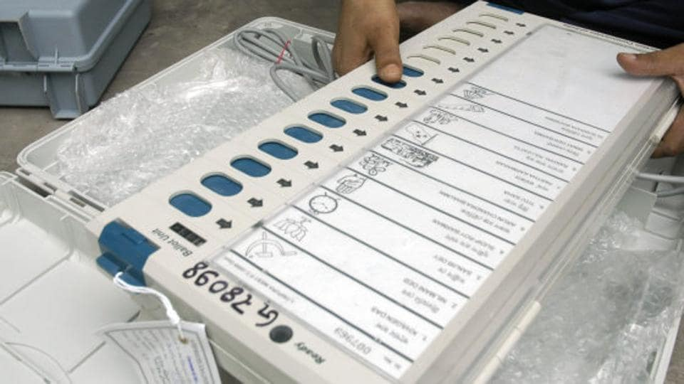EVMs,Delhi State poll commission,Election Commission