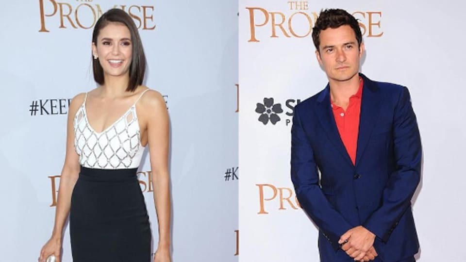 Bloom and Dobrev's dating rumours comes just days after the British actor addressed his break-up from singer Katy Perry.