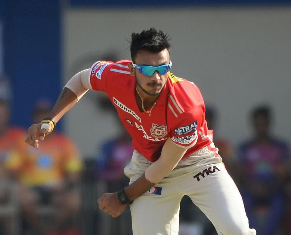 Kings XI Punjab's Axar Patel had a decent start to the 2017 Indian Premier League (IPL).