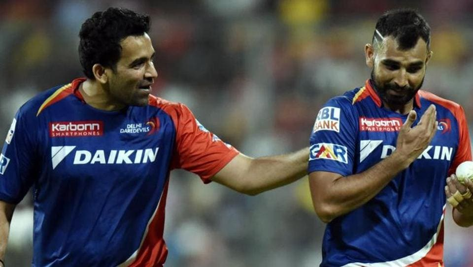 Mohammed Shami is yet to play a match in the Indian Premier League (IPL) 2017 for Zaheer Khan-led Delhi Daredevils.