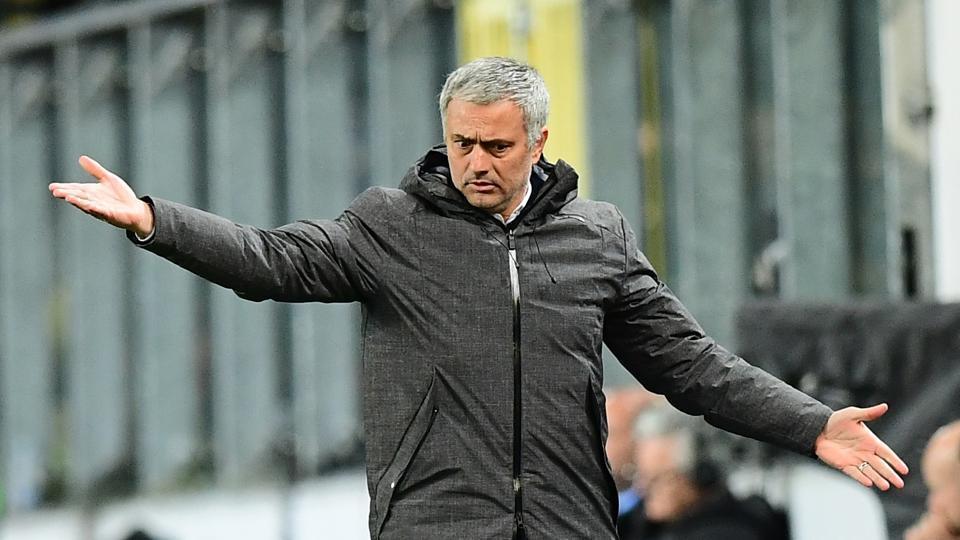 Jose Mourinho,Manchester United F.C.,R.S.C. Anderlecht